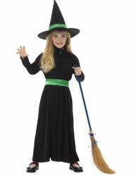 Heks Kostyme Halloween Barn