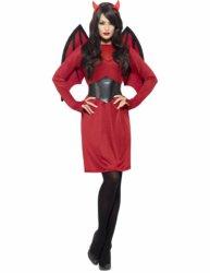 Djevel Halloween Kostyme