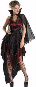 Luksus Vampyr Kostyme