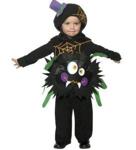 Artig Edderkopp Kostyme