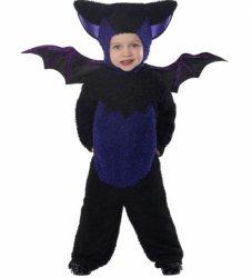 Flaggermus Kostyme Barn