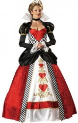 Premier Queen of Hearts Kostyme