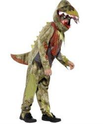 Dødlig Dinosaur Kostyme