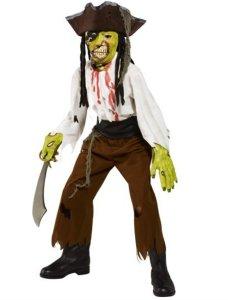 Monster Pirat Kostyme