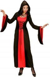 Gotisk Vampyr Damekostyme