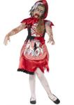 Zombie Rødhette Kostyme