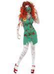 Zombie Paramedic Sykepleier Kostyme