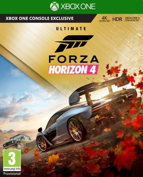 Playground Games Forza Horizon 4