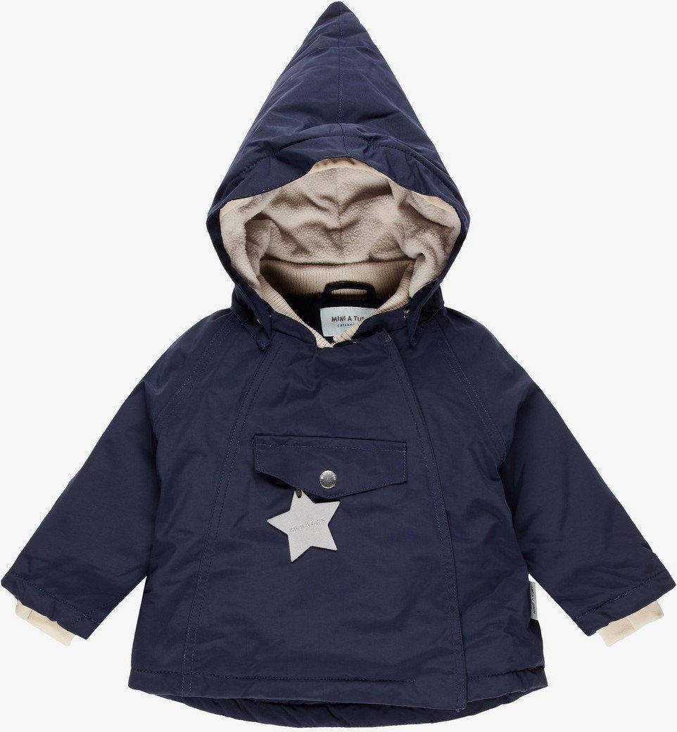 Vindtett jakke Grønne jakker til barn, sammenlign priser og