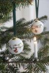 Kähler Hammershøi Jul julekule 6cm