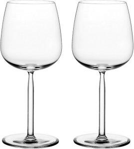 Iittala Senta rødvin cl 2 stk