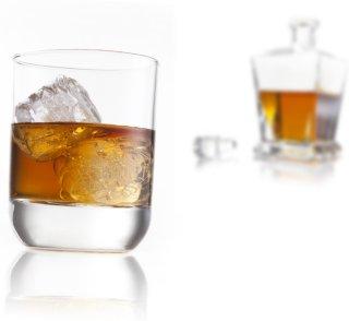 Vacu Vin whiskyglass 26cl 2 stk