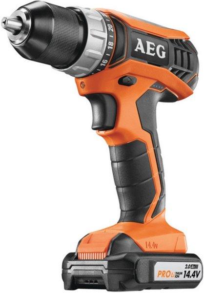 AEG BS14 G3 LI-152C (2x1,5Ah)