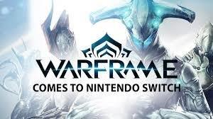 Warframe til Switch