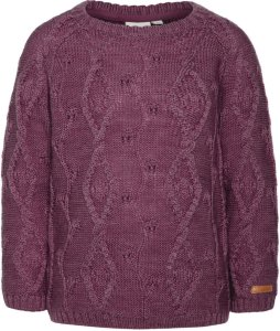 Name It Mini Wool Knitted Pullover (jente)