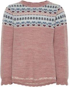 Name It Mini Wool Knitted Jumper (jente)