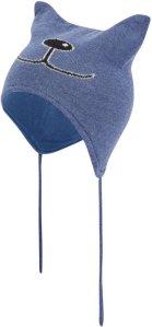 Name It Mini Knitted Wool Beanie (gutt)
