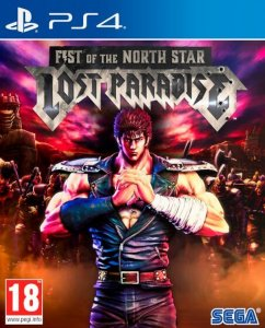 Fist of the North Star: Lost Paradise til Playstation 4