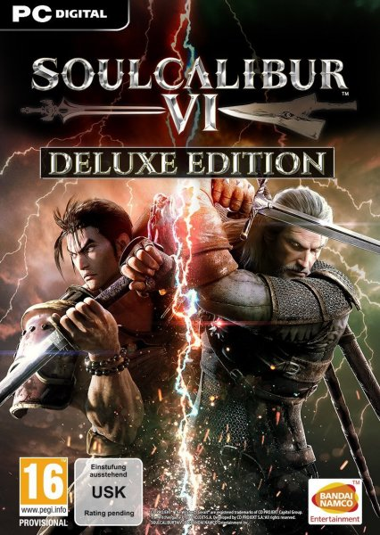 SoulCalibur VI til PC