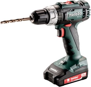 Metabo BS 18 L (2x2,0Ah)