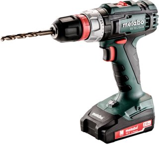 Metabo BS 18 L Quick (2x2,0Ah)