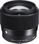 Sigma 56mm f/1.4 DC DN for Sony