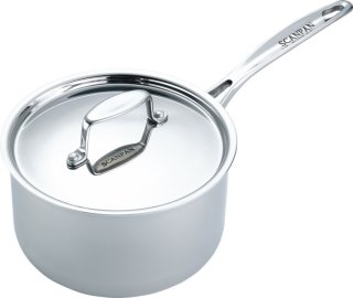 Scanpan Fusion 5 kasserolle med lokk 1,3L