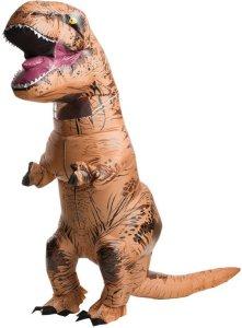T-Rex Kostyme Oppblåsbart
