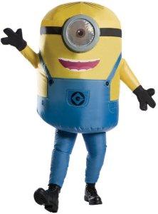 Minion Stuart Kostyme Oppblåsbar