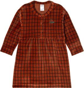Tinycottons Grid Dress