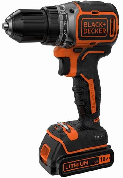 Black & Decker BL186KB (2x1,5Ah)