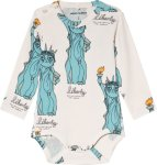 Mini Rodini Liberty Baby Body