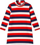 Mini Rodini Block Stripe Dress