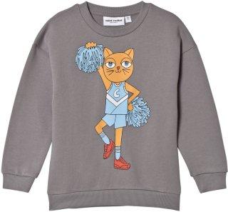 Mini Rodini Cheercats Sweatshirt