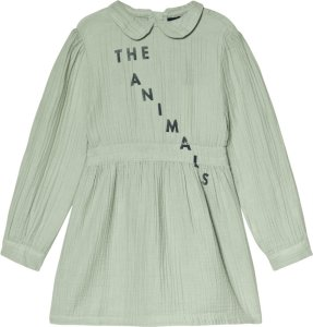 The Animals Observatory Canary Dress