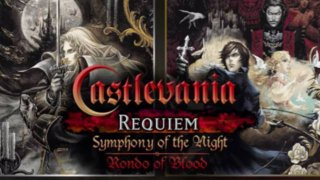 Castlevania Requiem: Symphony of the Night & Rondo of Blood til Playstation 4