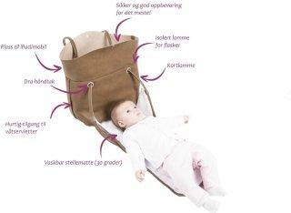 Lea's bag stelleveske