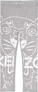 Kenzo Grey Tiger Print Leggings