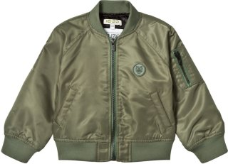 Kenzo Khaki Bomber Jacket