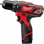 Milwaukee M12 BPD-202C (2x2,0Ah)