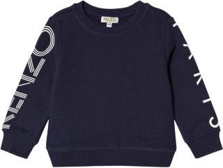 Kenzo Logo Sleeve Sweatshirt