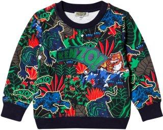Kenzo Jungle Logo Sweatshirt