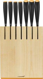 Fiskars Functional Form knivblokk 7 kniver