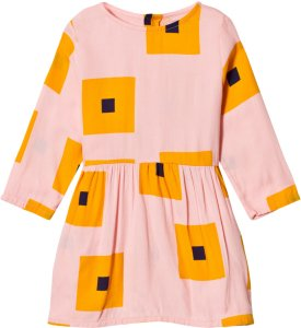 Bobo Choses Squares Princess Dress