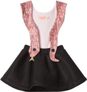 BANGBANG Copenhagen Snake Girl Dress