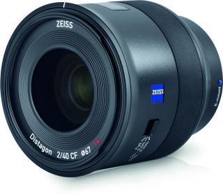 Batis 40mm f/2 CF