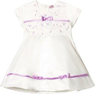 Jocko White Baby Dress