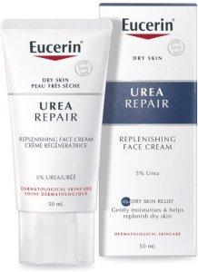 Eucerin Urea Repair Replenishing Face Cream 50ml