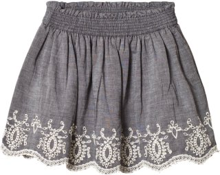 Noa Noa Miniature Black Skirt
