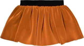 Caroline Bosmans Velvet Neoprene skirt